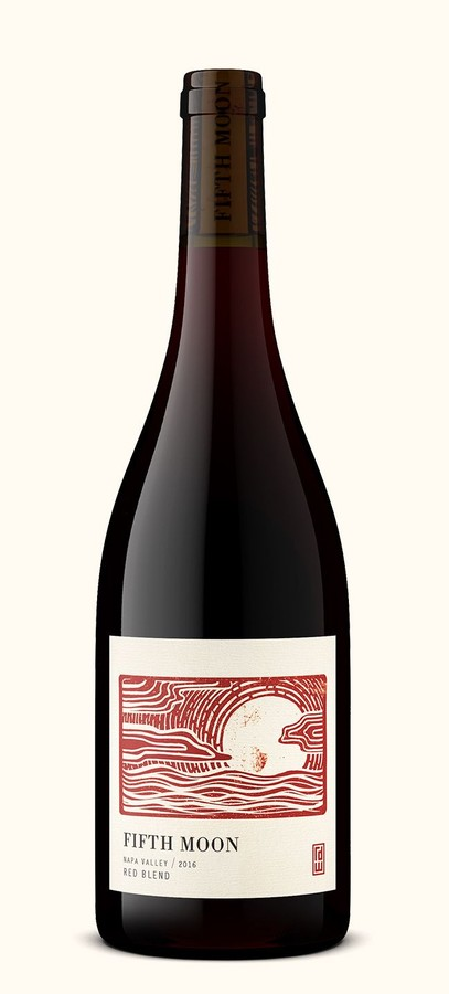Fifth Moon Red Blend 2016