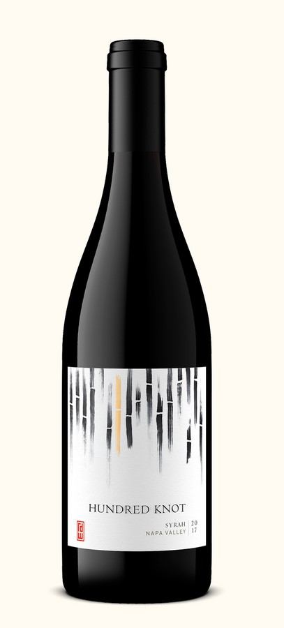 Hundred Knot Syrah 2017